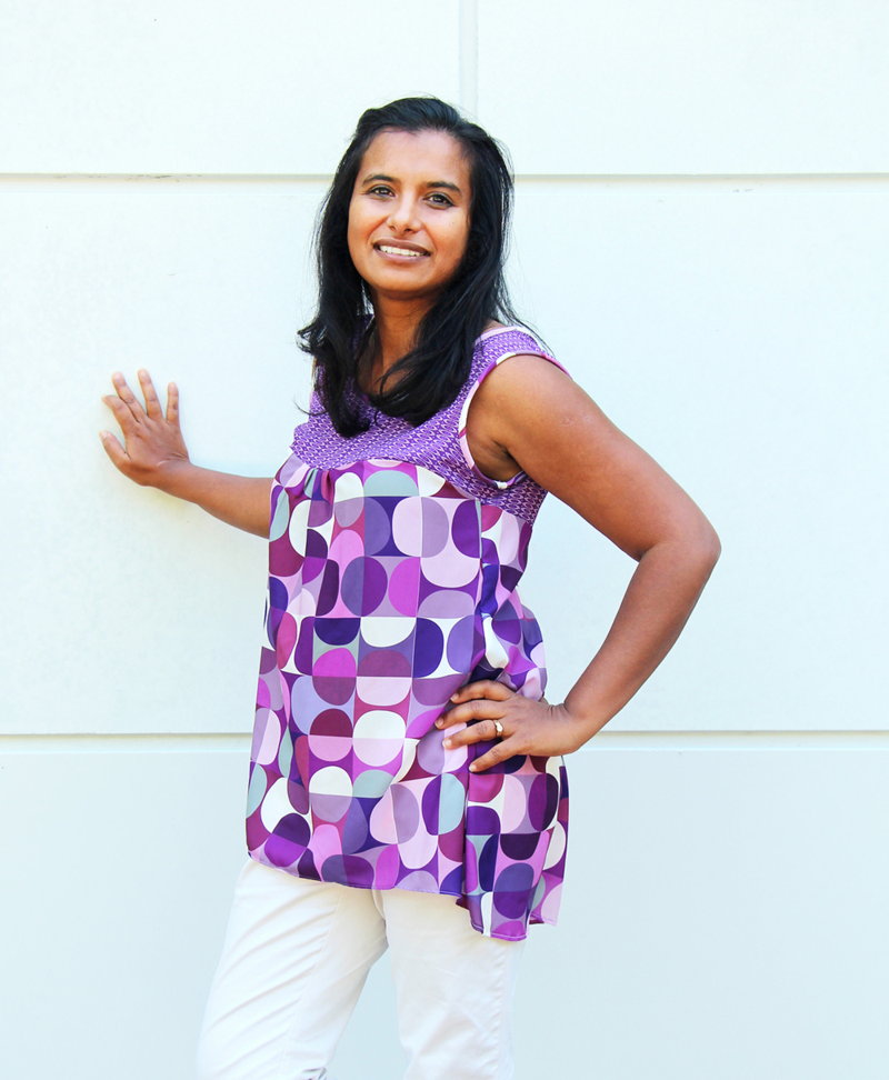 Introducing Poly Crepe de Chine