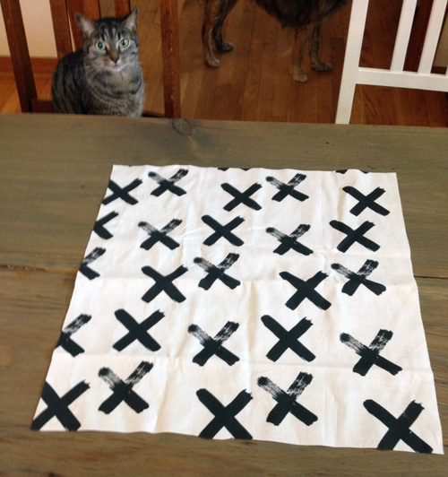 DIY Cloth Napkin