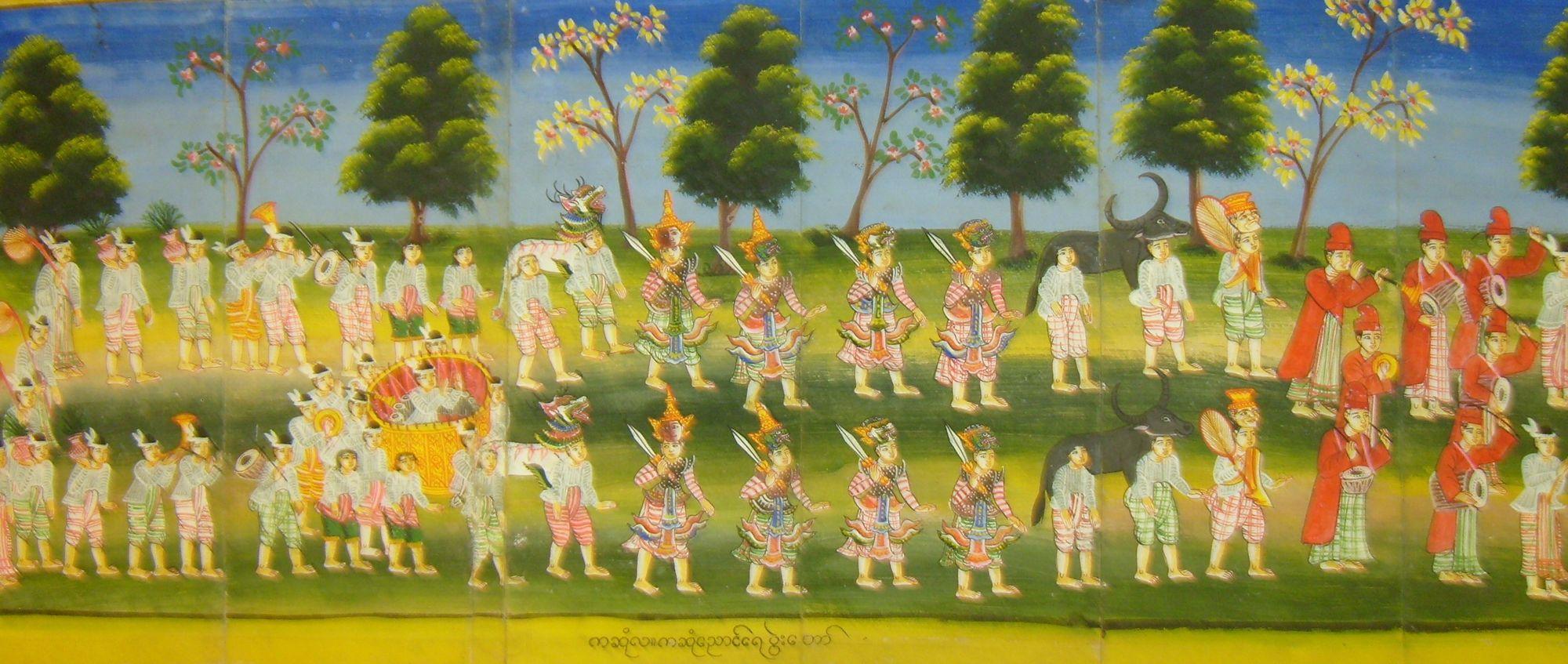 Festivals in Burma (Myanmar) - Asian and African studies blog
