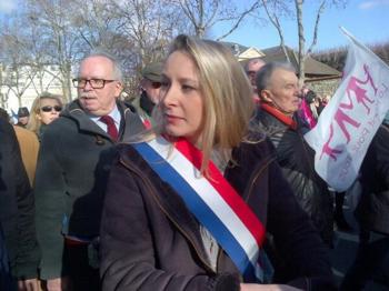 P - Marion Maréchal - Wallerand de St-Just