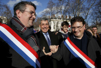 Yannick Moreau Henri Guaino Philippe Gosselin