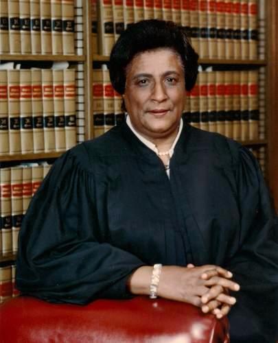 Judge Baker Motley