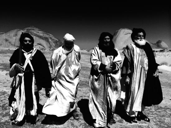 Sidi Brahim uld Ishdur_Hamida Abdulláh_Bunana Buseif_Selma Brahim Belga