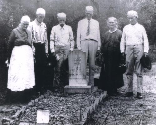 Daniel Boon grave