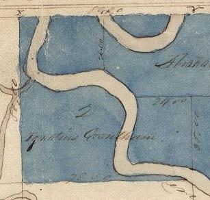 Ignatius Grantham's land
