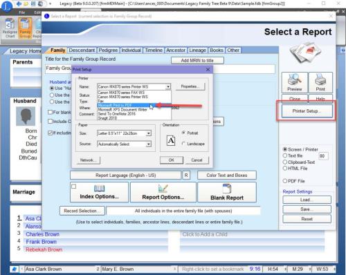 MS Office PDF Virtual Print Driver