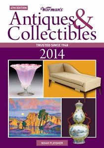 Warman's Antiques and Collectibles 2014 Price Guide