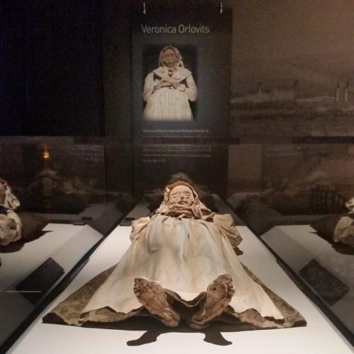 Mummies of the World - Veronica Orlovitz