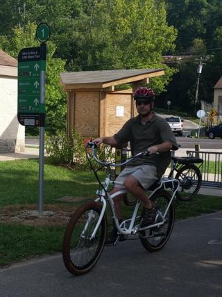 Pedego Electric Bike Tour