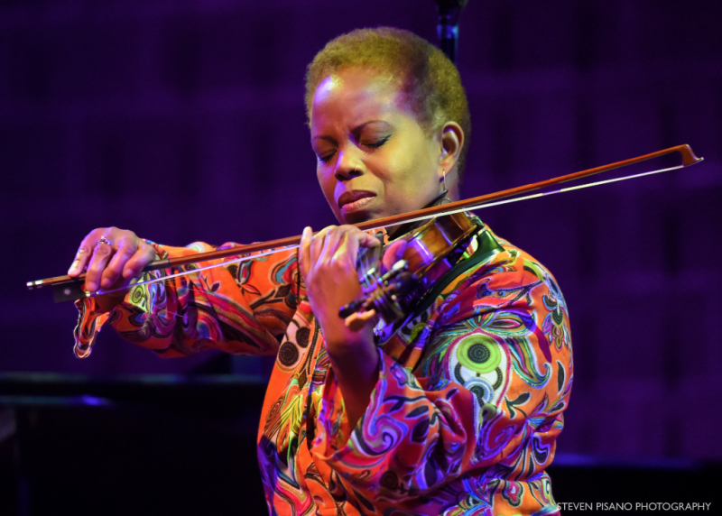 Regina Carter at BRIC JazzFest