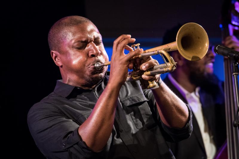 BRIC JazzFest, Kenyatta Beasley
