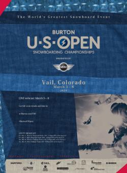 Burton U.S. Open Snowboarding Championships
