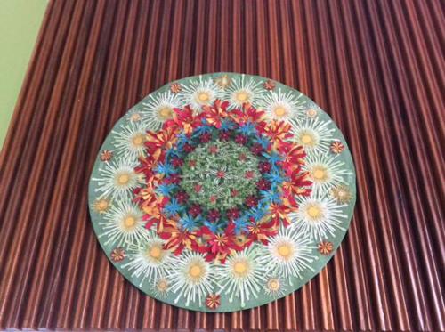 Textile designer- Fran