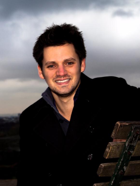 Anthony Eskinazi, founder of JustPark