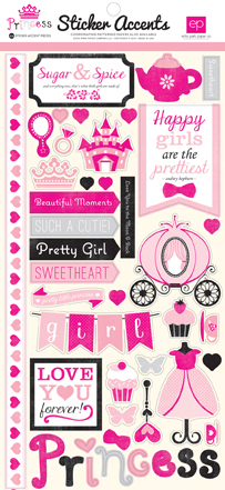 SW5401_Princess_Sticker