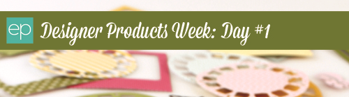 Designer Products Banner Day 1