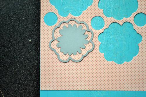 Puzzle piece flower 1
