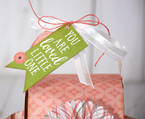 """Baby Girl Gift Set by Tya Smith featuring the """"Rock-A-Bye Baby Girl"""" collection by #CartaBellaPaper"""