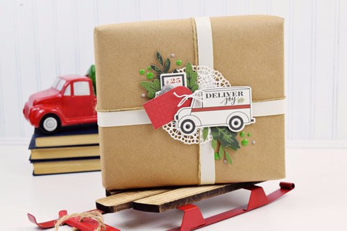 christmas delivery packages echo park paper - Christmas Packages