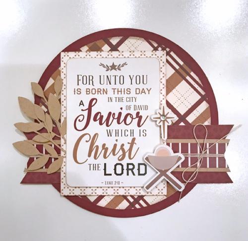 """Wise Men Still Seek Him"" Savior Christmas Card by Jana Eubank for #EchoParkPaper"