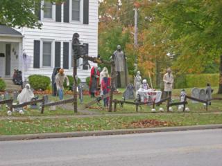 Halloweenyard