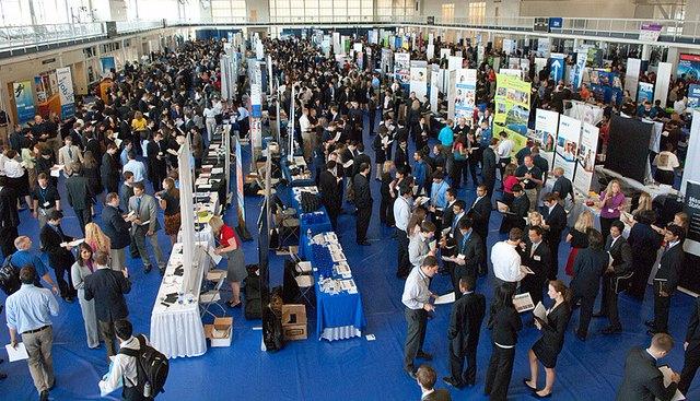 Career and job fair