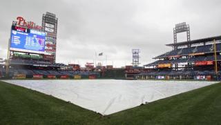 CBP rain Len Redkoles Getty Images