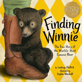 Finding Winnie: The True Story of the World's Most Famous Bear
