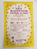 Poster: A Nice Happening Easter Sunday