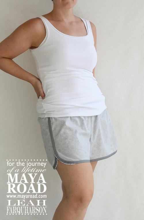 Leah farquharson purl soho city gym shorts 1