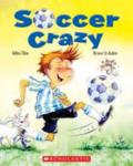 SoccerCrazybookcover
