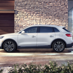 2016 Lincoln MKX Earns Top Safety Pick+ Rating