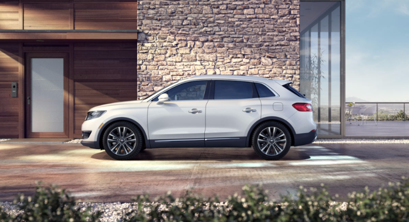 2016 Lincoln MKX Earns Top Safety Pick Plus Status