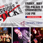 Smail Auto Group to Sponsor 'Warriors Rock' Concert