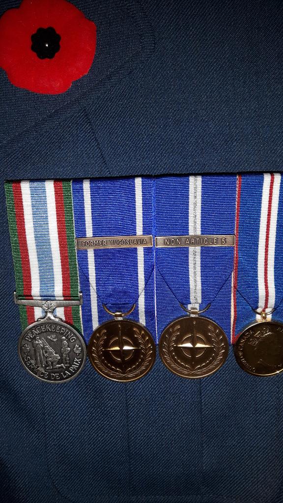PRW Medals