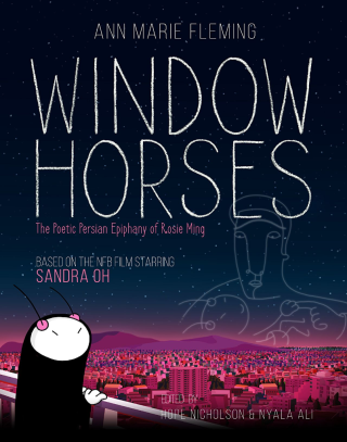 Window Horses  by Anne Marie Fleming
