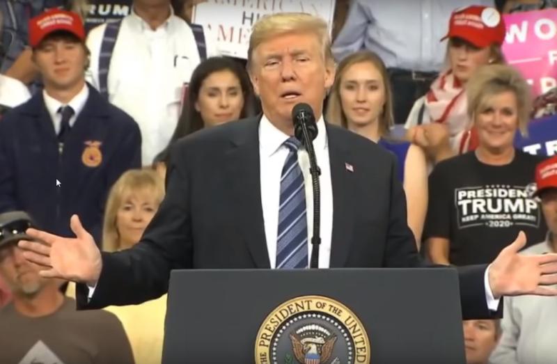 Trump montana