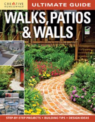 Walks, patios and walls