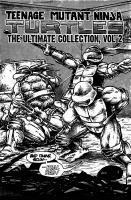 Teenage Mutant Ninja Turtles The ultimate Collection Vol 2