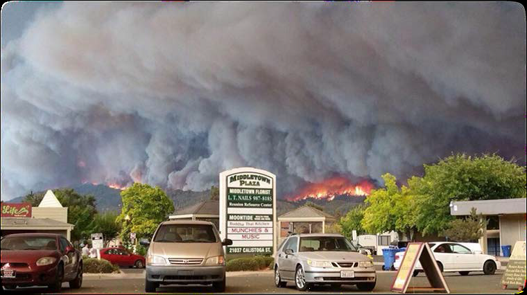 2015 Valley Fire Case Study & Lessons Learned