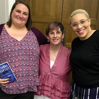Elizabeth Otte, Susanna Kearsley, and Sierra Stovall