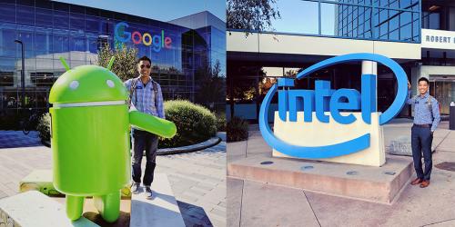 Google+Intel