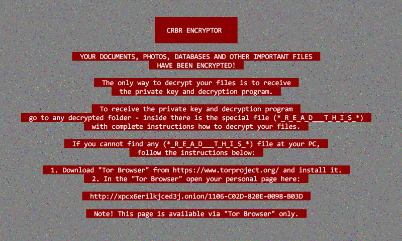 The Spam, JavaScript and Ransomware Triangle