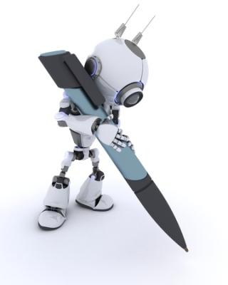 Robot-writer