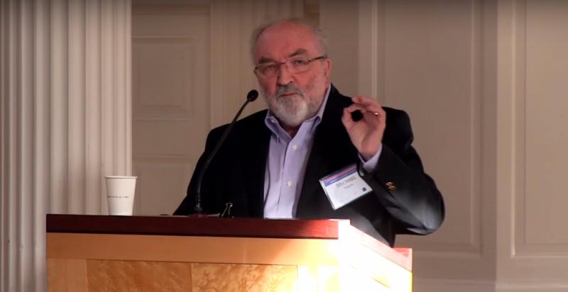 Michael W. Higgins at Yale Divinity School