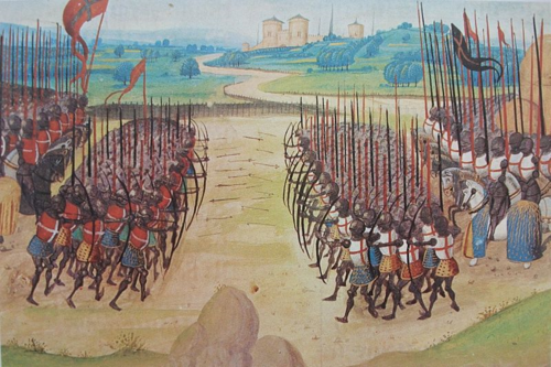 Battle-of-Agincourt