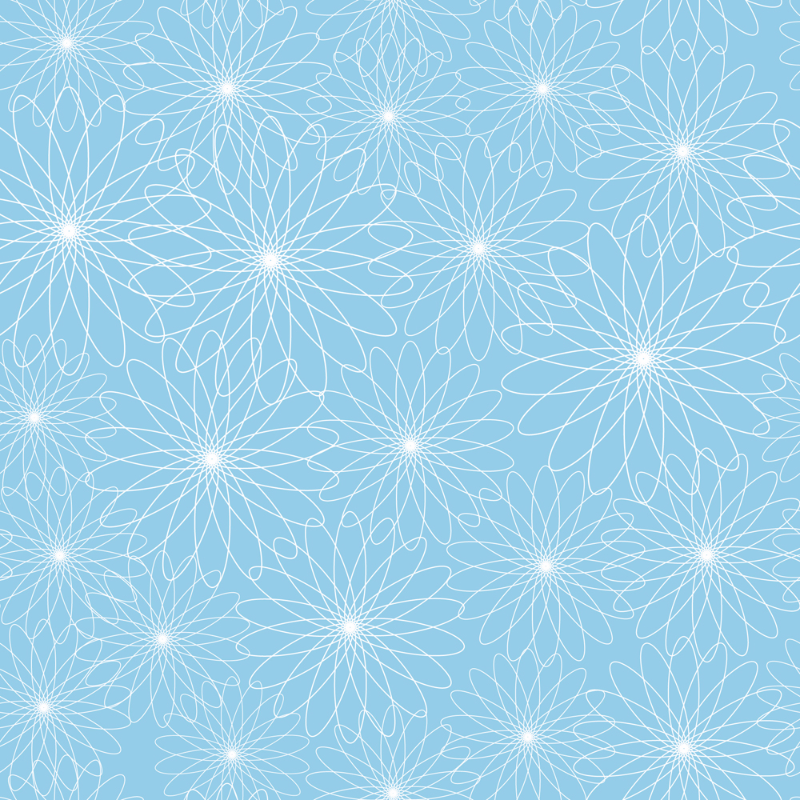 download free seamlessly repeating designs from blog.spoonflower.com. - Flower Bouquet by Lucie Duclos