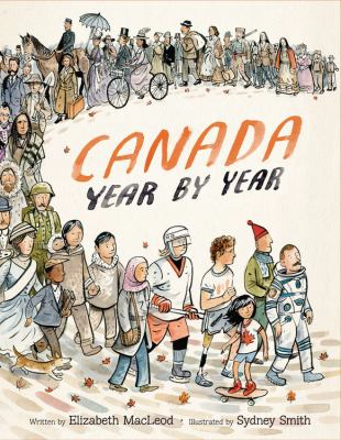 Book Cover: Canada Year by Year