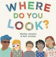 Book Cover: Where Do You Look?