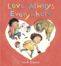 Book Cover: Love Always Everywhere